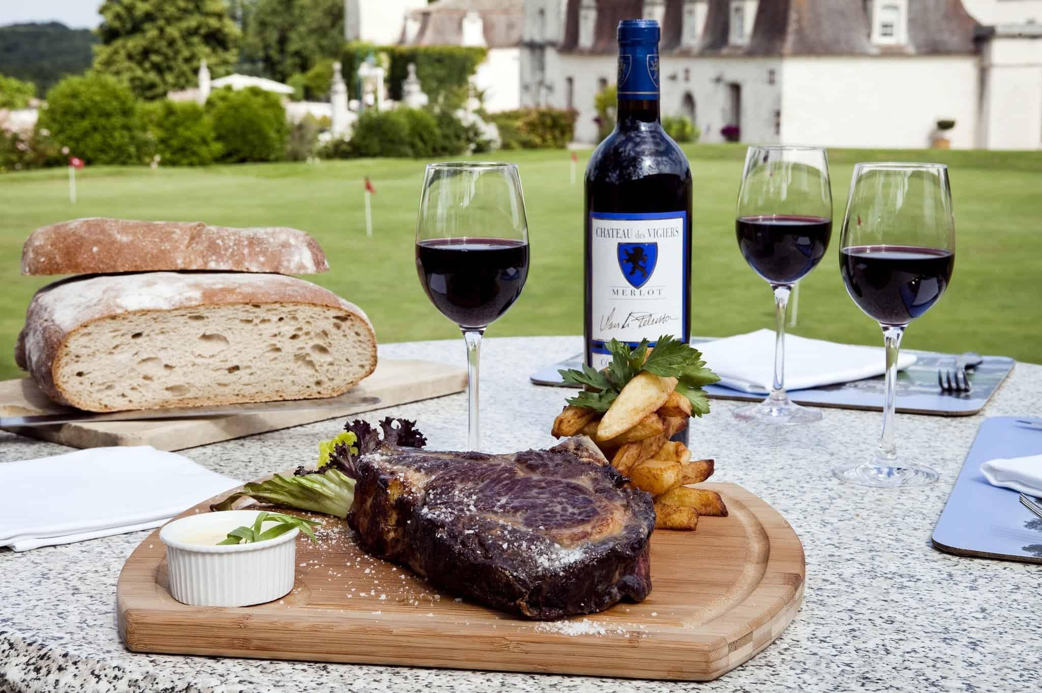 Bonne adresse pour manger à Monestier – Brasserie Le Chai