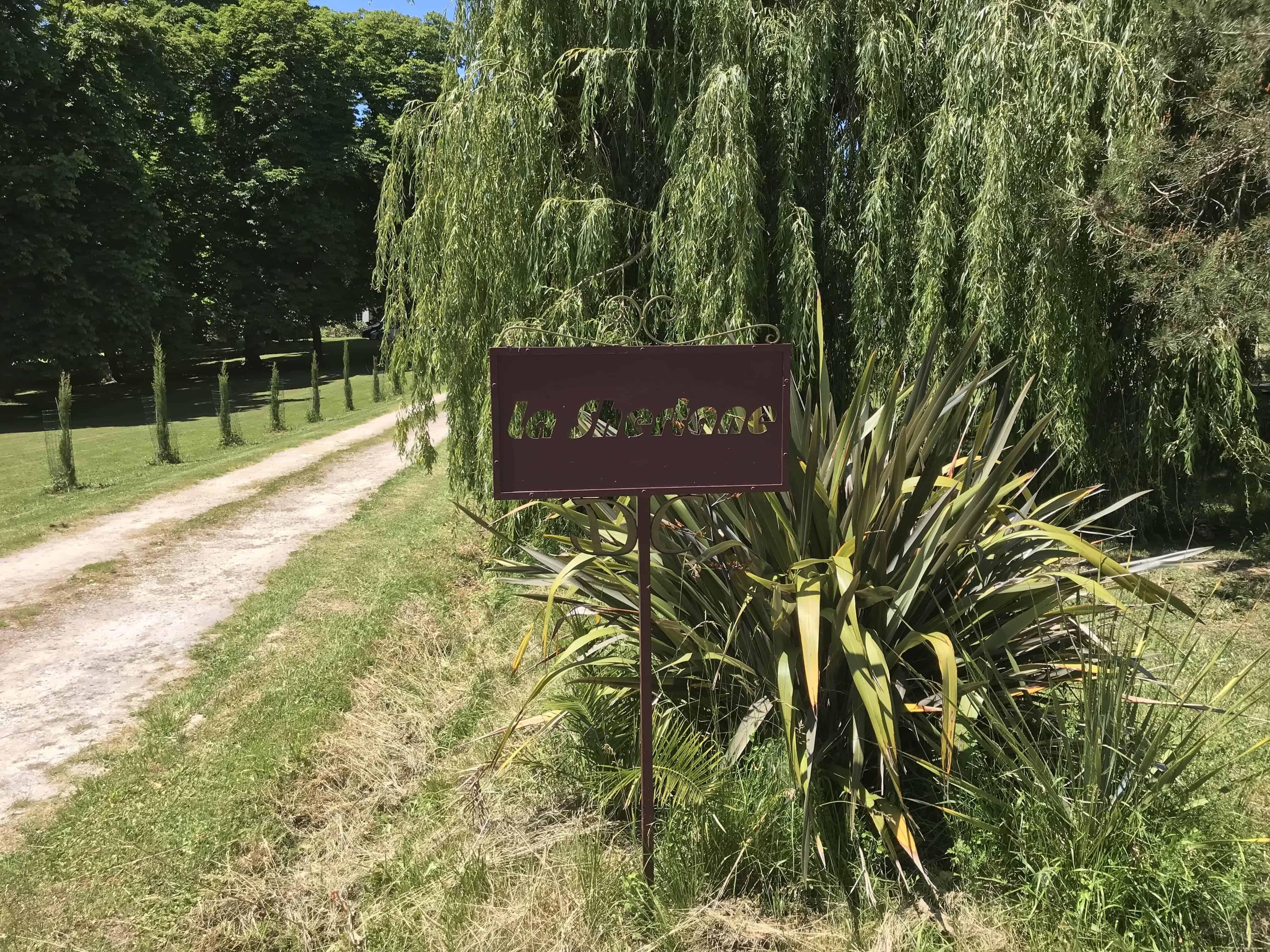 Accès à nos locations de vacances à La Shertane