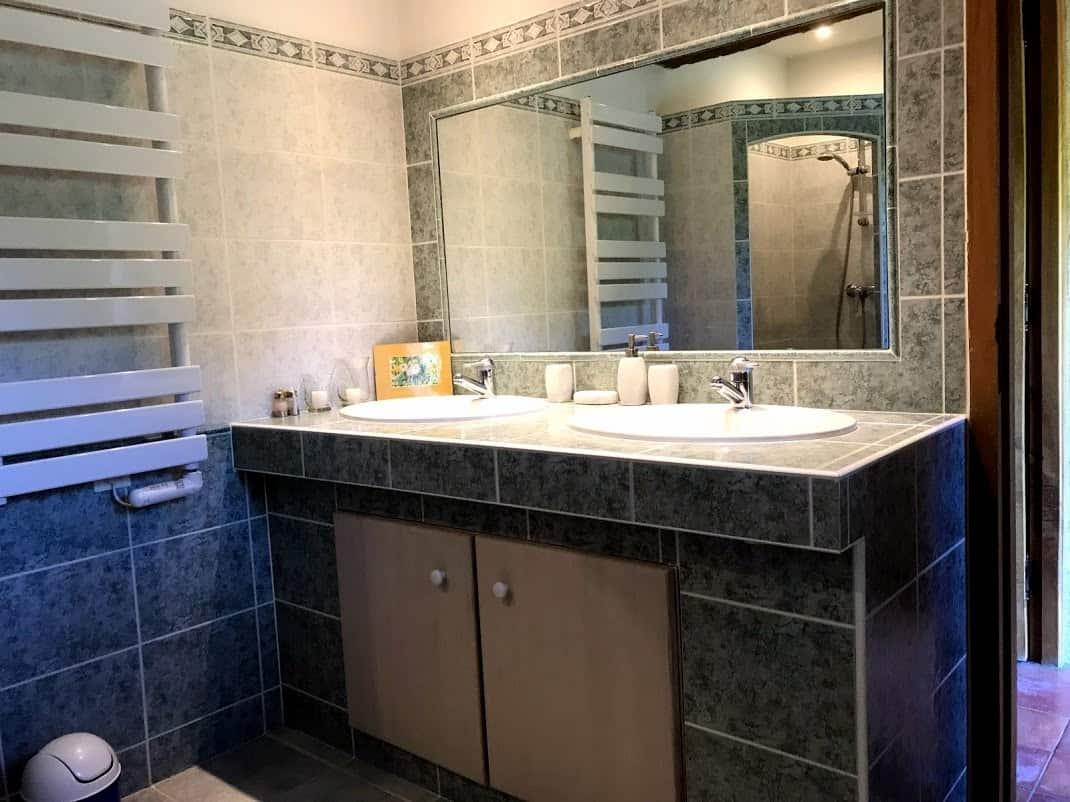Salle de bain Armandine