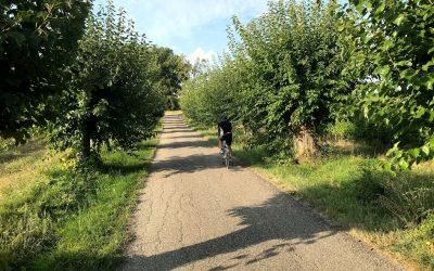 Circuit vélo à Monestier en Dordogne