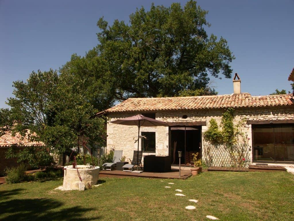 L'Armandine Maison de vacances en Dordogne avec piscine