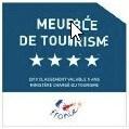 Classement locations de vacances La Shertane