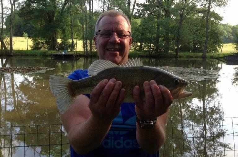 Pêche a la Shertane