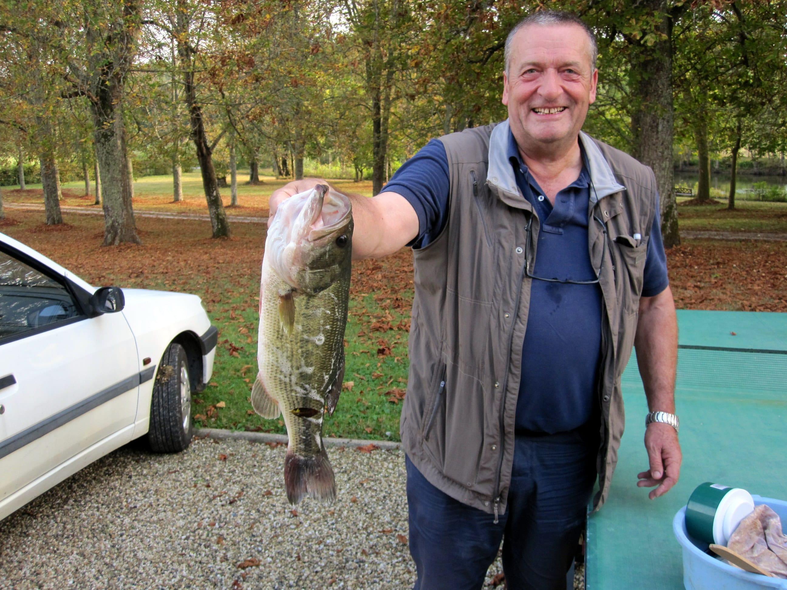 Pêche à la Shertane