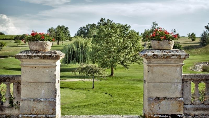 Golf du château des Vigiers en Dordogne