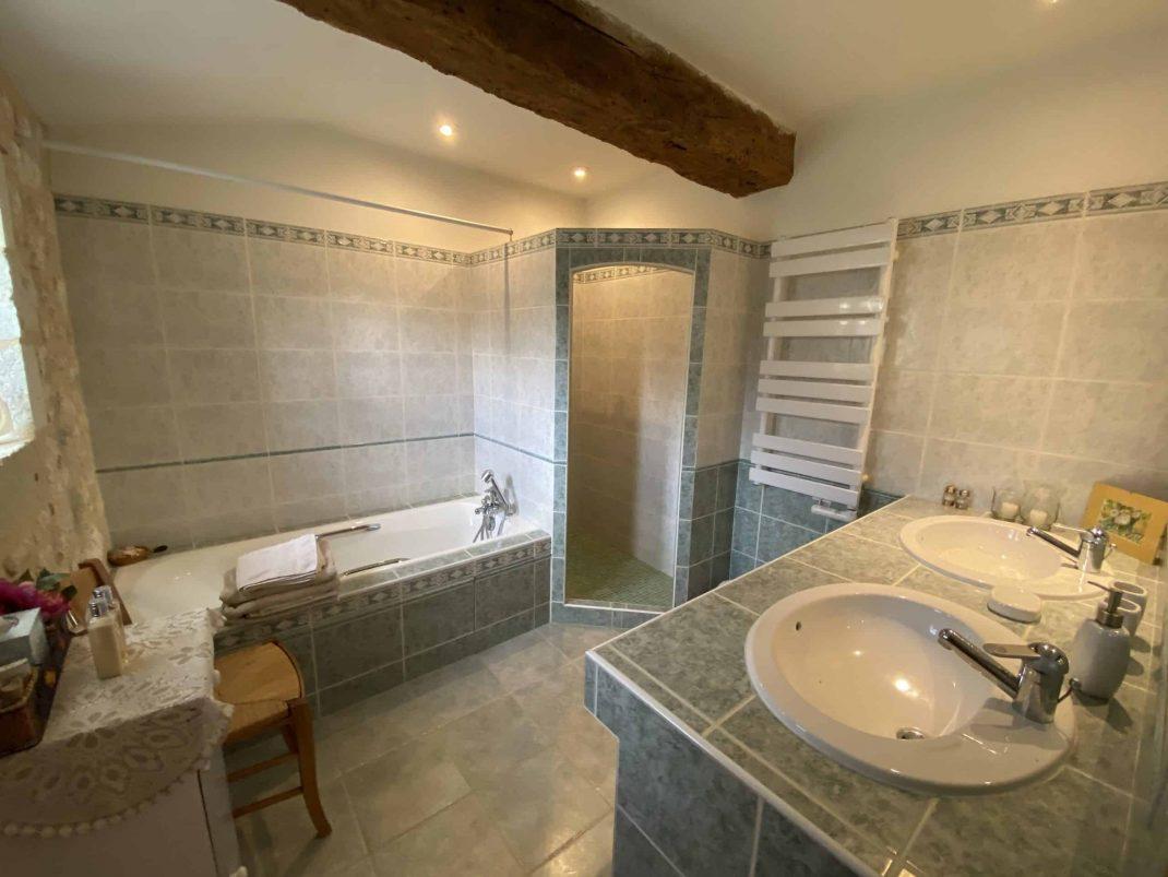Armandine - Salle de bain
