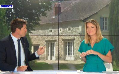 BFM TV à la Shertane