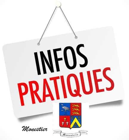 Infos Pratiques Monestier