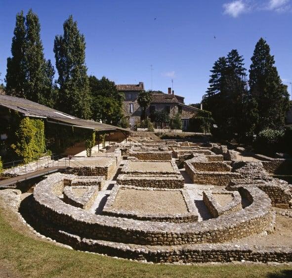 Site gallo-romain Moncaret
