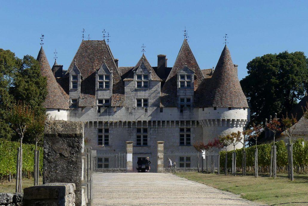 Monbazillac en Dordogne
